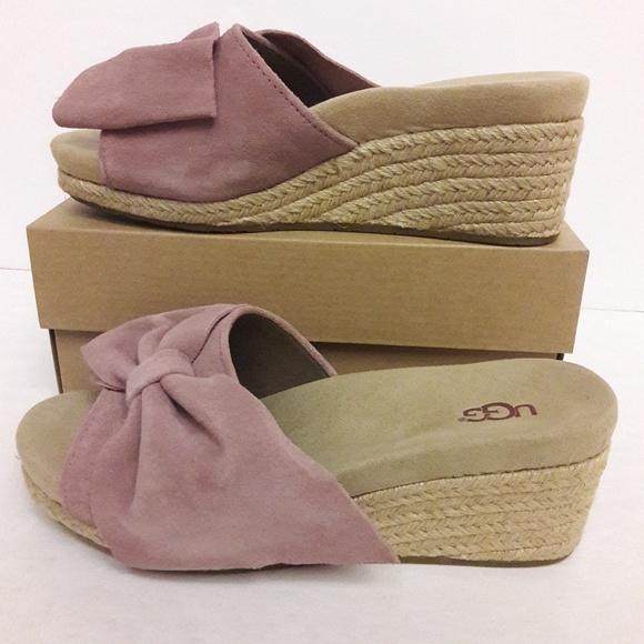 UGG Shoes - New UGG Jaycee Wedges Size 6.5